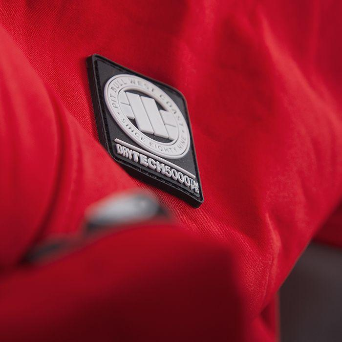 Softshell Jacket ALOSTA Red - Pitbull West Coast U.S.A.