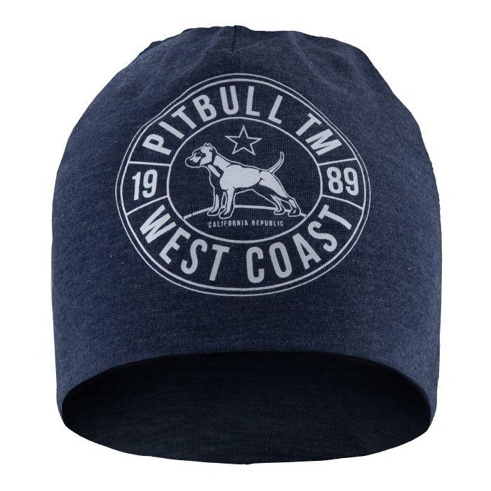 Beanie CAL FLAG Dark Navy - Pitbull West Coast U.S.A.