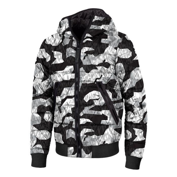 Jacket BUTLER Winter Camo - Pitbull West Coast U.S.A.