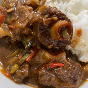 SYBIL'S MARINATED OXTAIL 2LB