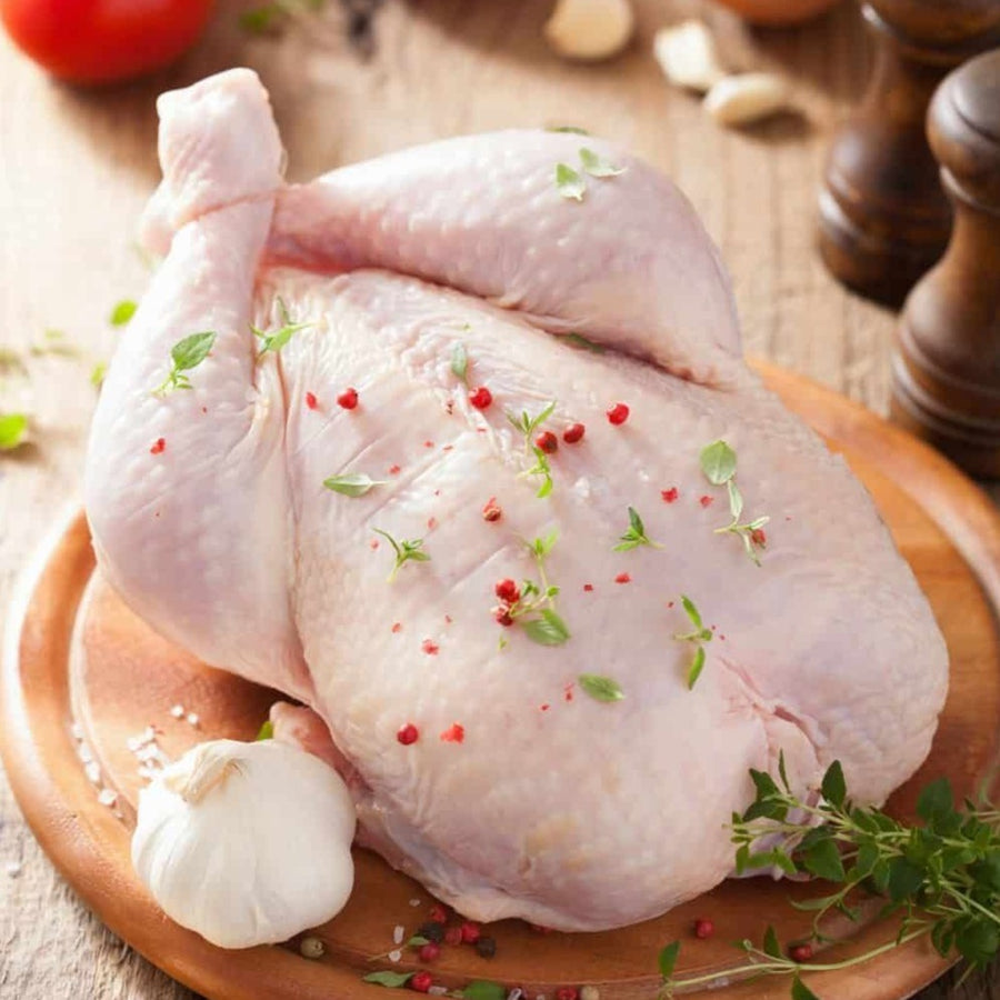 WHOLE CHICKEN (MEDIUM SIZE)