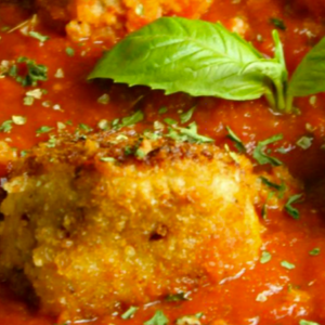 BREADED PARMESAN CHICKEN MEATBALLS 2LBS