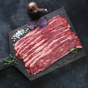 SLICED BEEF BACON (8-PACK)