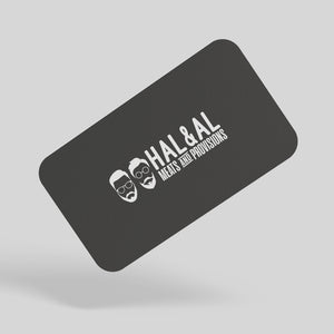 HAL&AL GIFT CARD (ONLINE-ONLY)