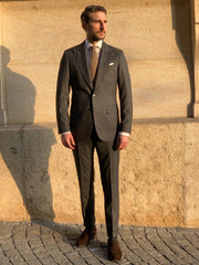MEDIUM GREY SUIT