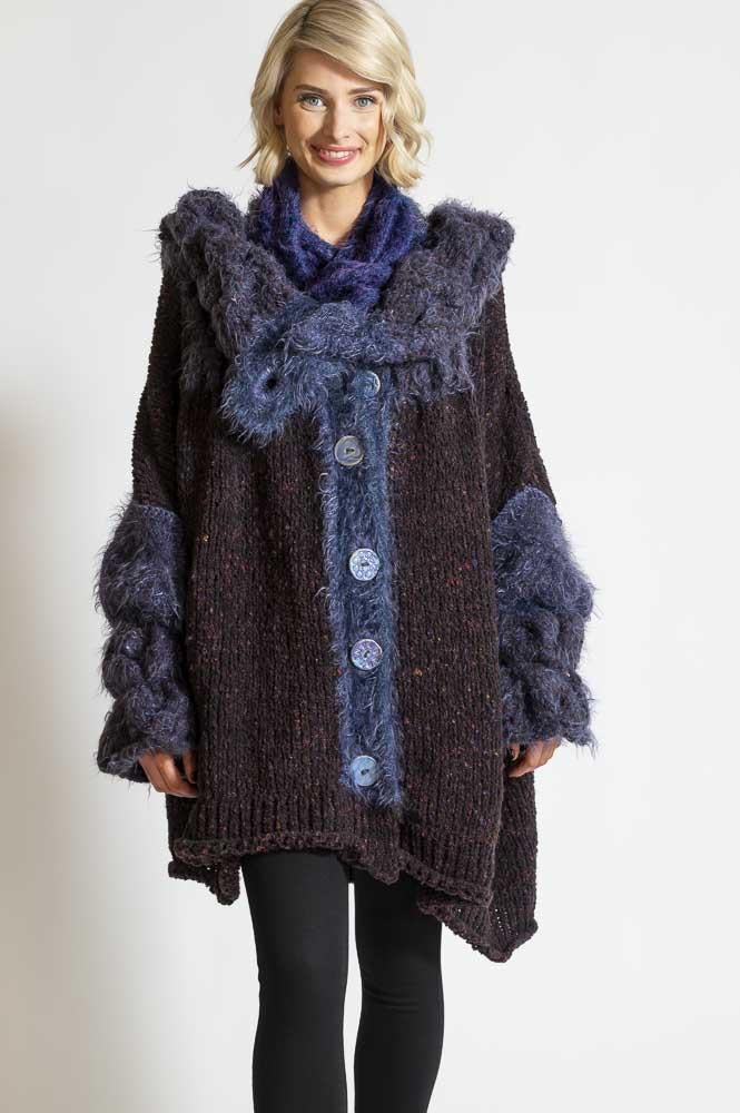 LUXURY KNITWEAR CARDIGAN
