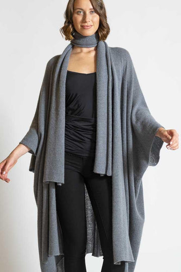 LUXURY CASHMERE CARDIGAN