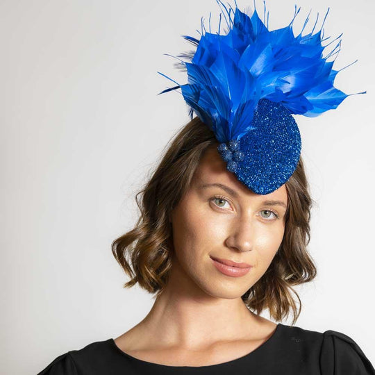 DEB FANNING HEADPIECE