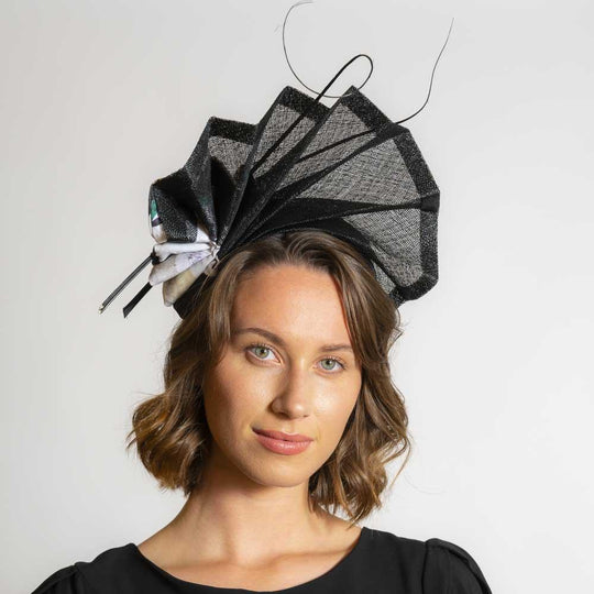 CAROL O'CONNOR HEADPIECE