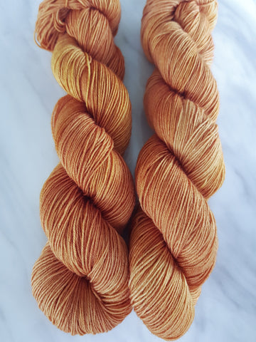 Shawl Kit - Marmalade BFL