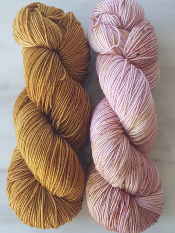 Shawl Kit - Marmalade Sock