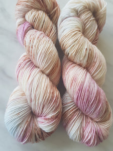 Coconut Ice - Marmalade Sock 4ply