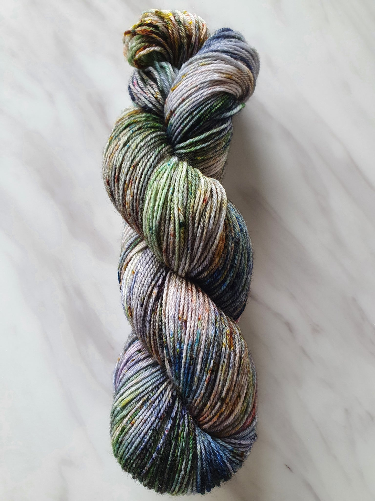 Blue Mountains - Marmalade Soft Sock 4ply