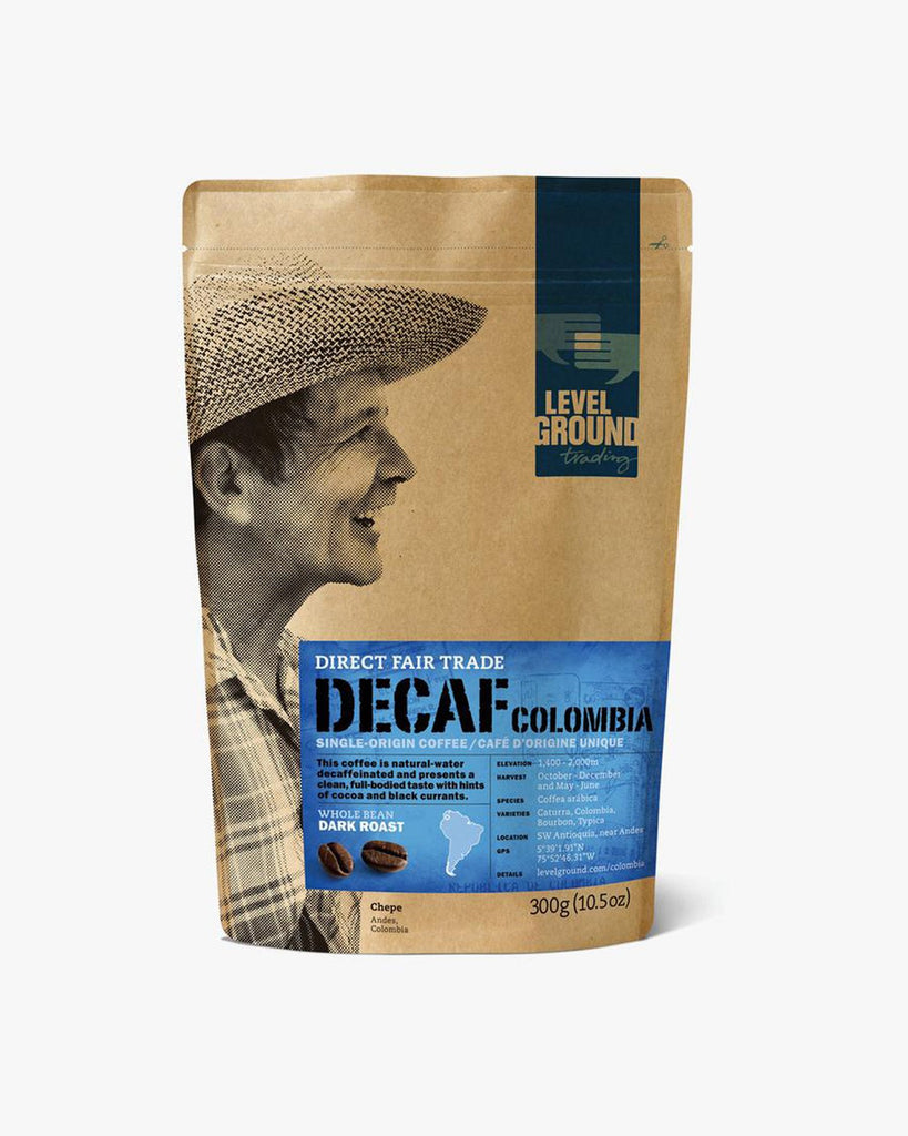 Decaf Colombia Origin Coffee