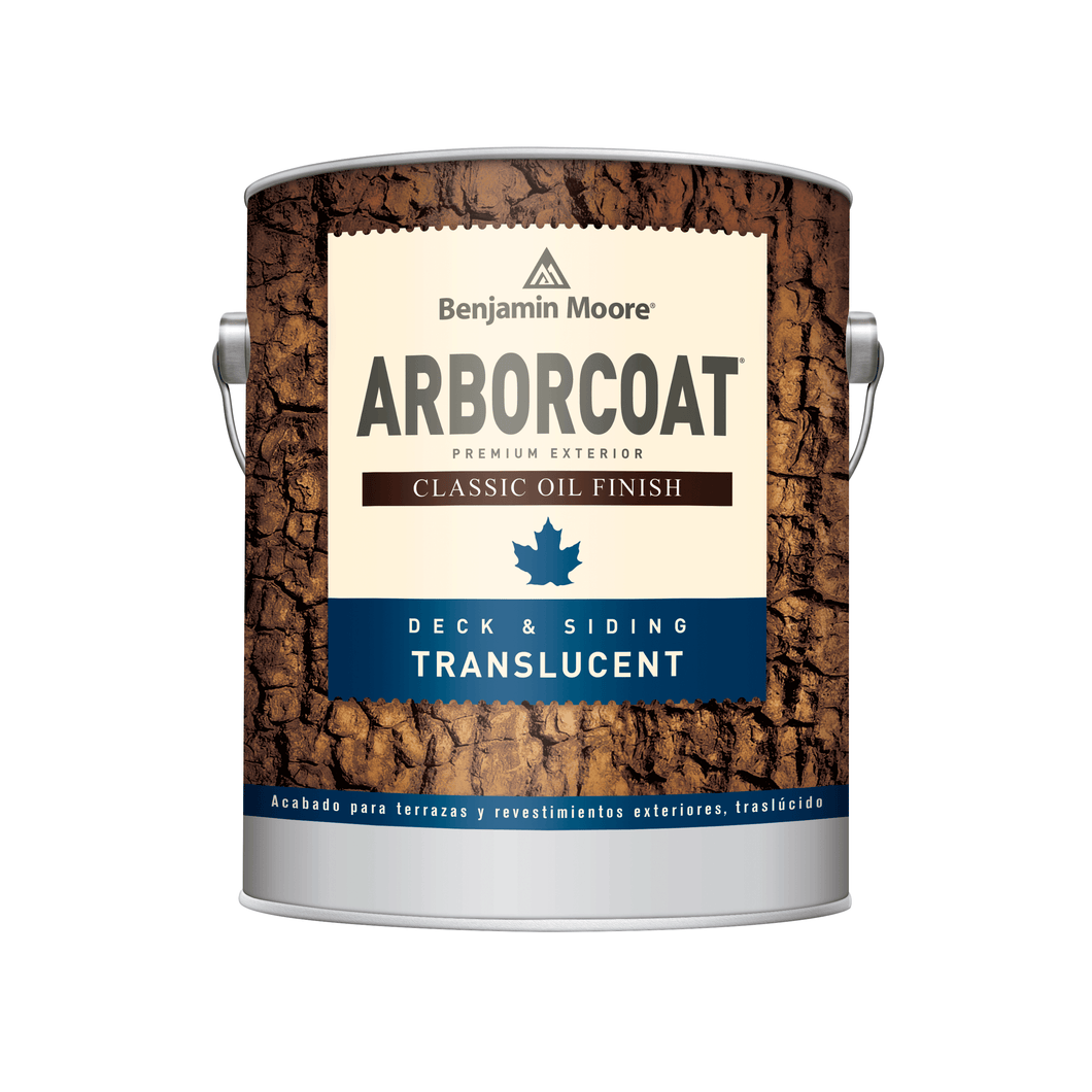 Arborcoat Exterior Oil Finish Translucent 326