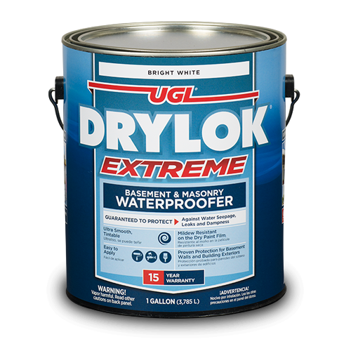 DRYLOK Extreme Masonry Waterproofer