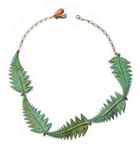 Fern Collar Necklace