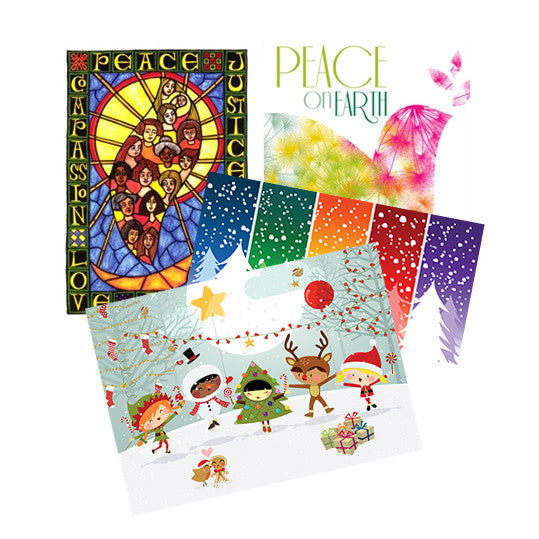 Holiday Card Assortment - Pack of 12