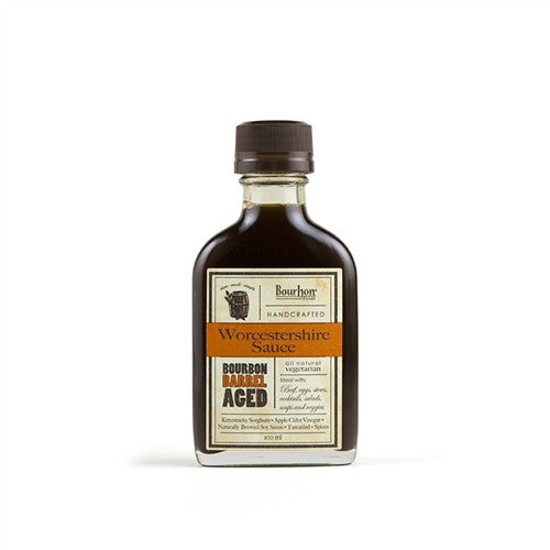 Bourbon Barrel-Aged Worcestershire Sauce