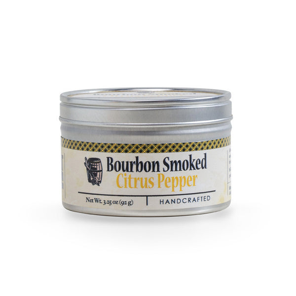 Bourbon Smoked Citrus Pepper