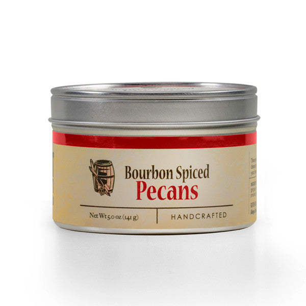 Bourbon Smoked Spiced Pecans
