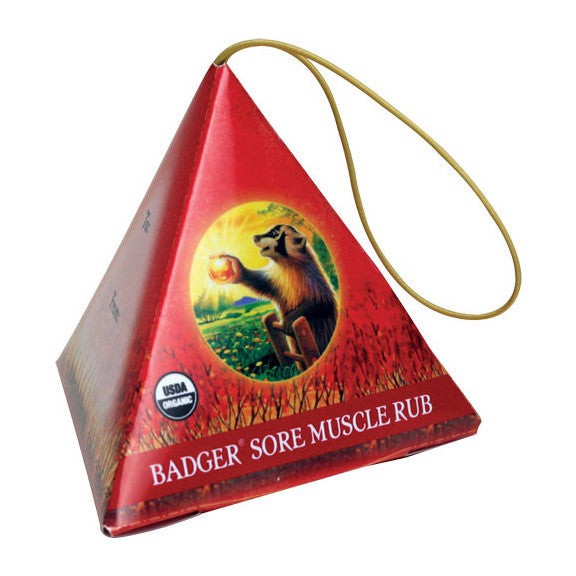 Sore Muscle Rub Ornament