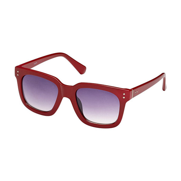 Watson Red Recycled Sunglasses