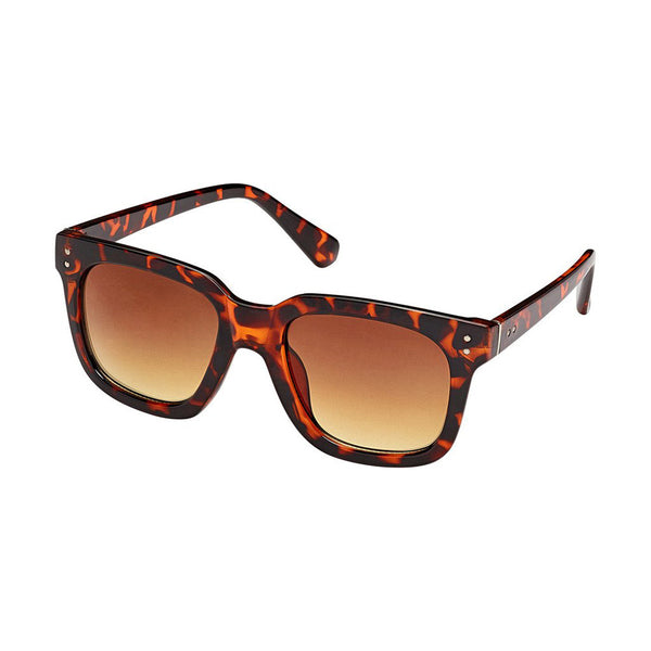 Watson Tortoise Brown Recycled Sunglasses
