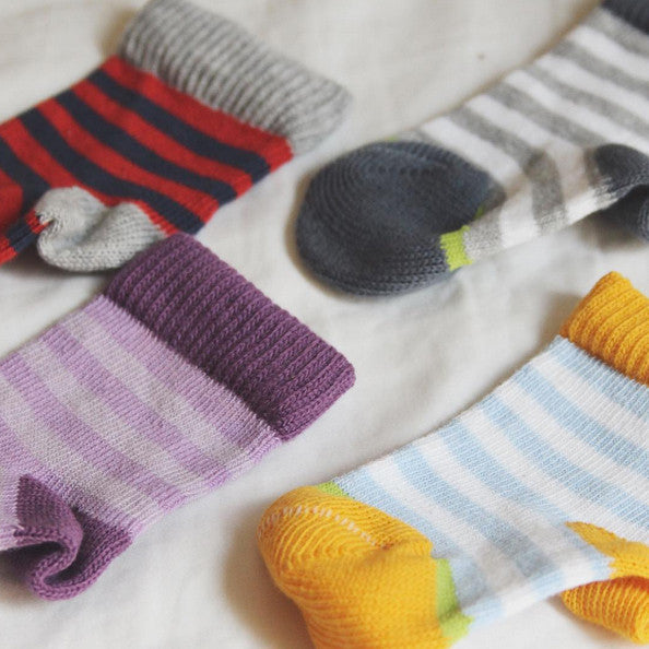 Baby Socks 3-Pack Collection