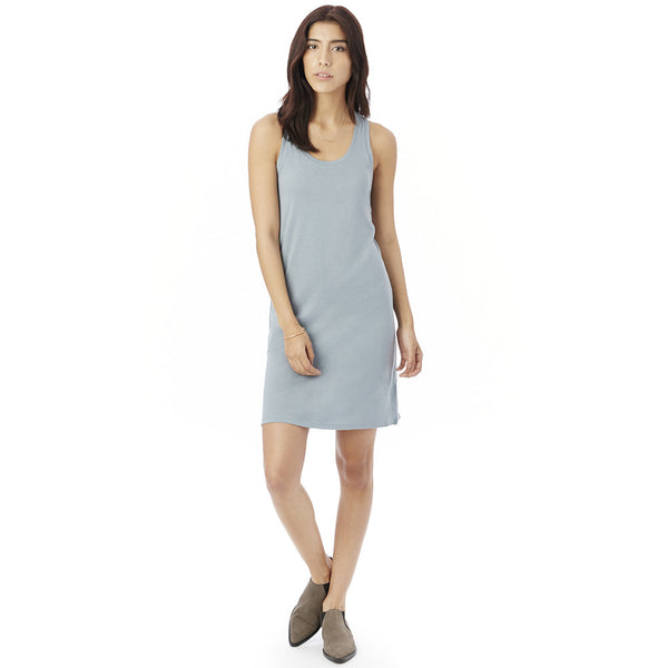 Effortless Cotton Modal Tank Dress
