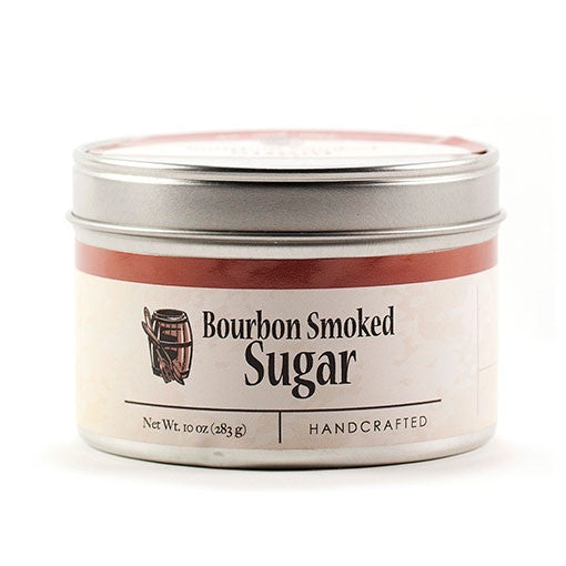 Bourbon Smoked Sugar