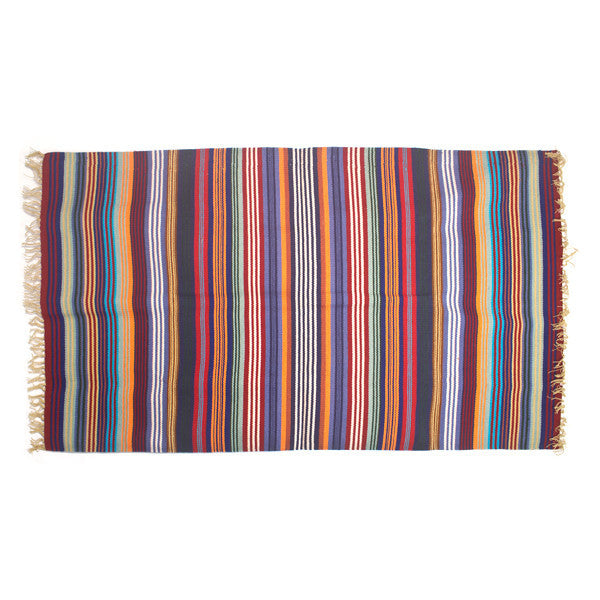 Bright Stripes Rug