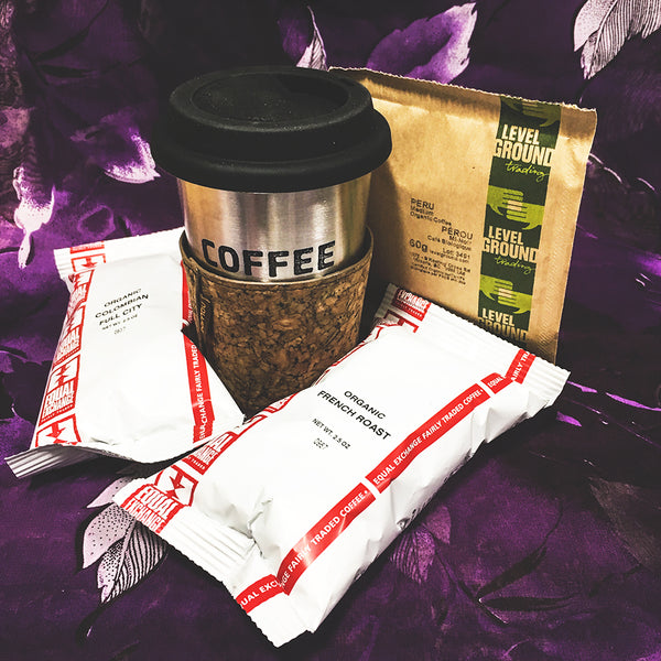 Coffee Lovers Buzz Box Gift