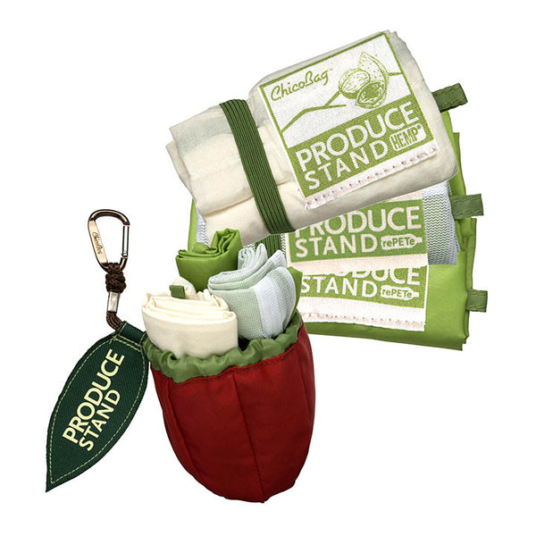 Reusable Produce Bags Complete Starter Kit 3-Pack