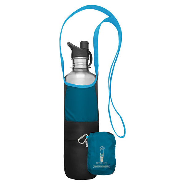 Aquamarine Water Bottle Sling