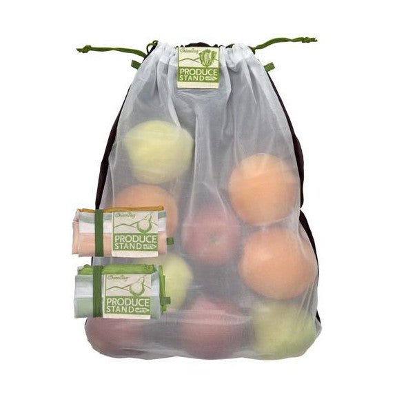 Reusable Mesh Produce Bags 3-Pack