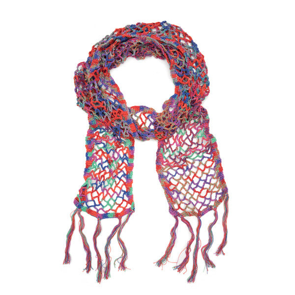 Kriti Scarf - Multicolored