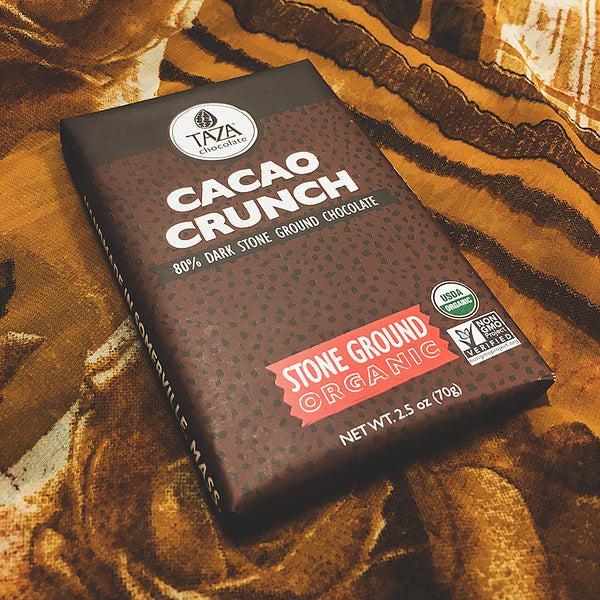 Cacao Nib Crunch Bar