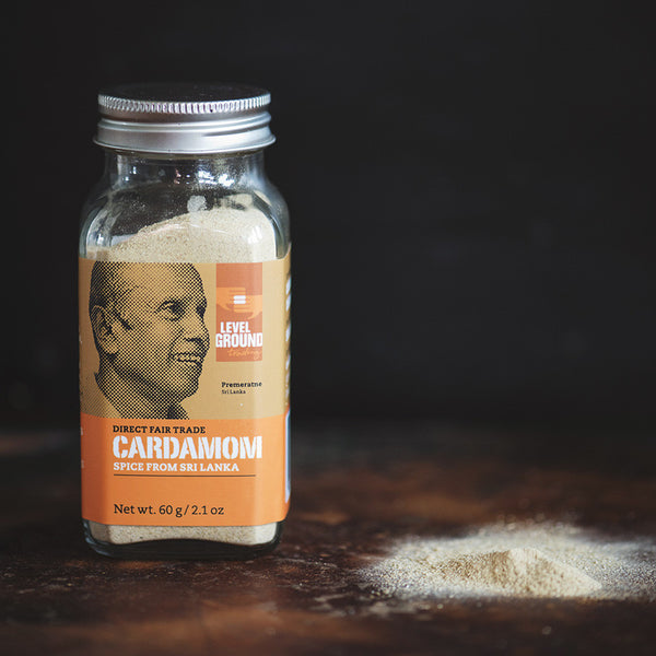 Fair Trade Ground Cardamom
