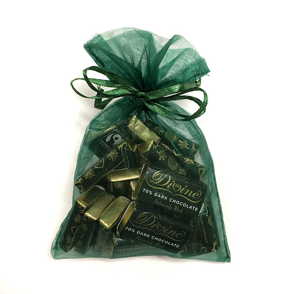 Divine Dark Chocolate Minis Gift Bag