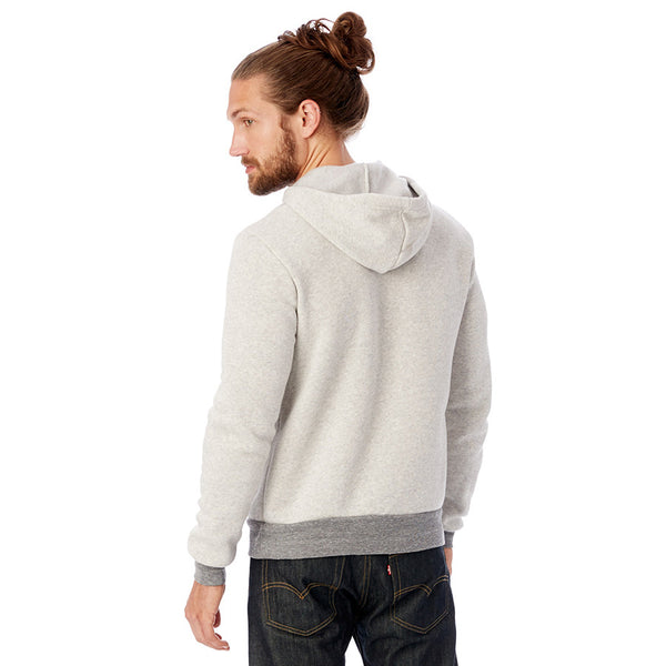 Challenger Pullover Hoodie - Oatmeal Gray