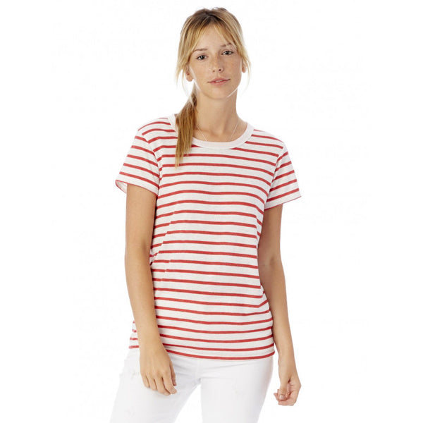 Ideal Striped Eco-Jersey Shirt