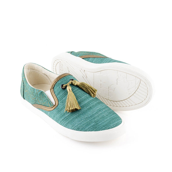 Jasmine Vegan Slip-On