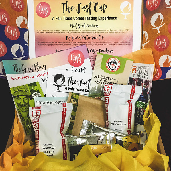 The Just Cup Coffee Tasting Box