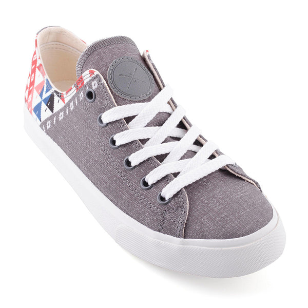 Dolomite Gray Low Top Vegan Sneaker