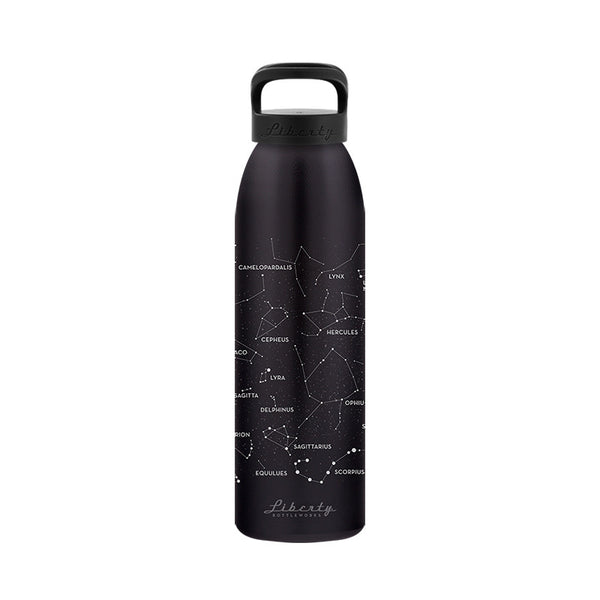 Stellar Recycled Aluminum Reusable Water Bottle