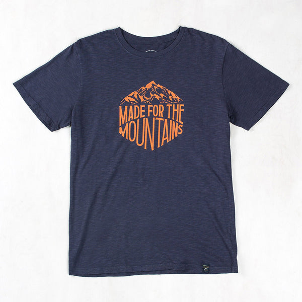 Made for the Mountains Crew-Neck Tee