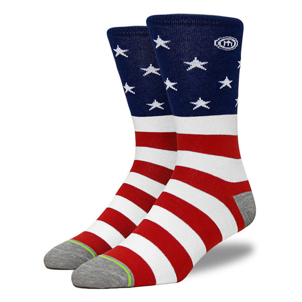 Stars & Stripes Socks
