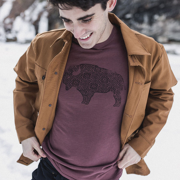 Sequoia Red Rock Ox Tee