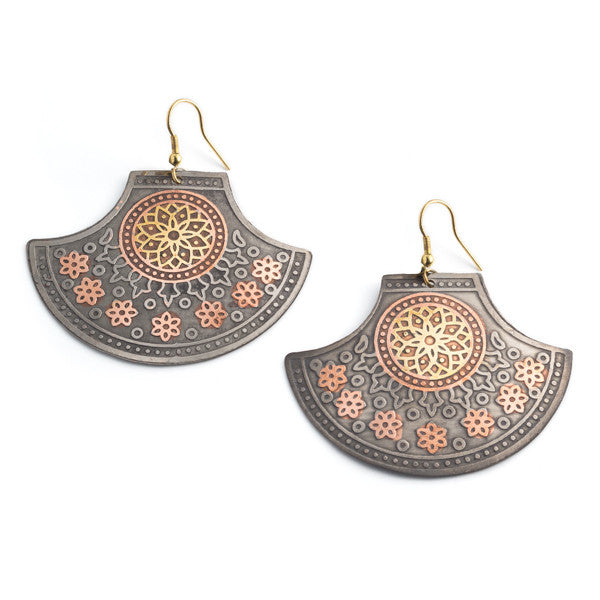 Rani of Jhansi Earrings